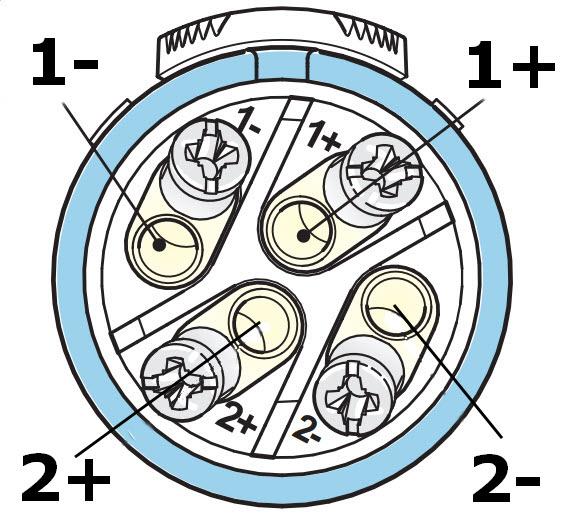 professional speaker cable speakon neutrik nl4fx van damme black wiring specification